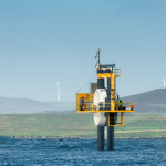 Eday Tidal Turbine Operations.